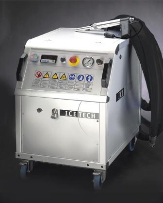 IceTech KG30 Dry Ice Blaster
