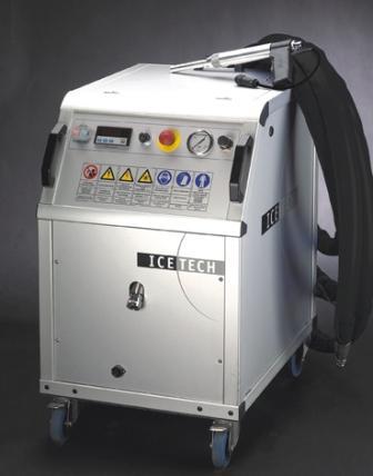 IceTech KG50 Dry Ice Blaster