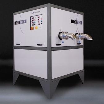 IceTech Dry Ice Pelletizers
