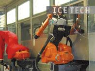 Automation 1 - Dry ice blasting