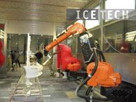Automation 2 - Dry ice blasting