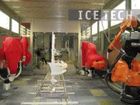 Automation 3 - Dry ice blasting
