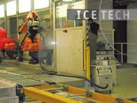 Automation 4 - Dry ice blasting