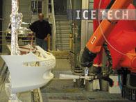 Automation 5 - Dry ice blasting