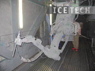 Automation 7 - Dry ice blasting