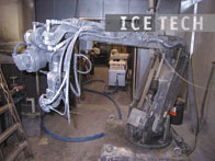 Automation 8 - Dry ice blasting