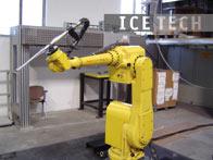 Automation 9 - Dry ice blasting