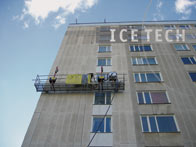 building cleaning 8 - Dry ice blasting