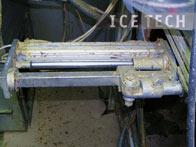 car 7 - Dry ice blasting