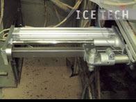 car 8 - Dry ice blasting