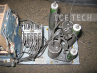 Electrical Components 7 - Dry ice blasting